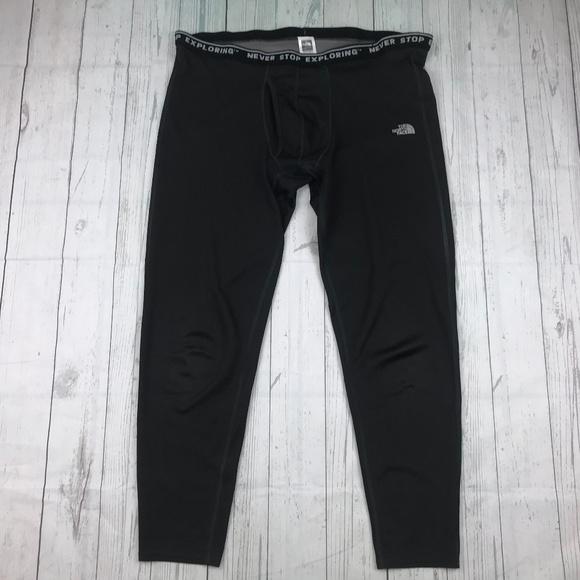a30b86533 The North Face base layer thermal long john pants